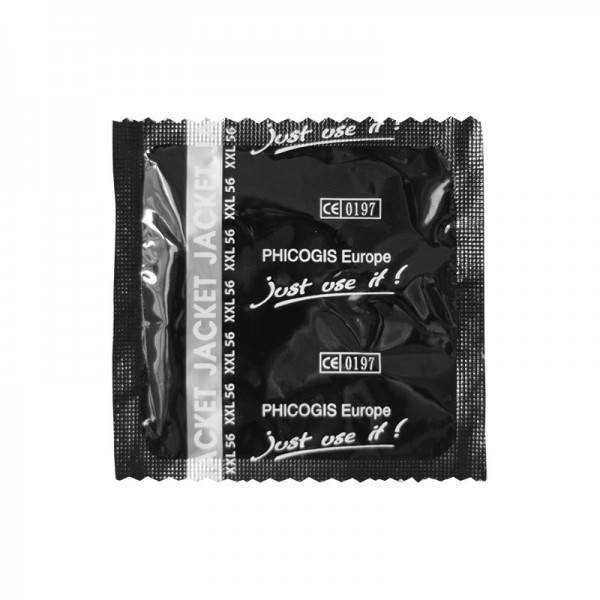 100 préservatifs XXL