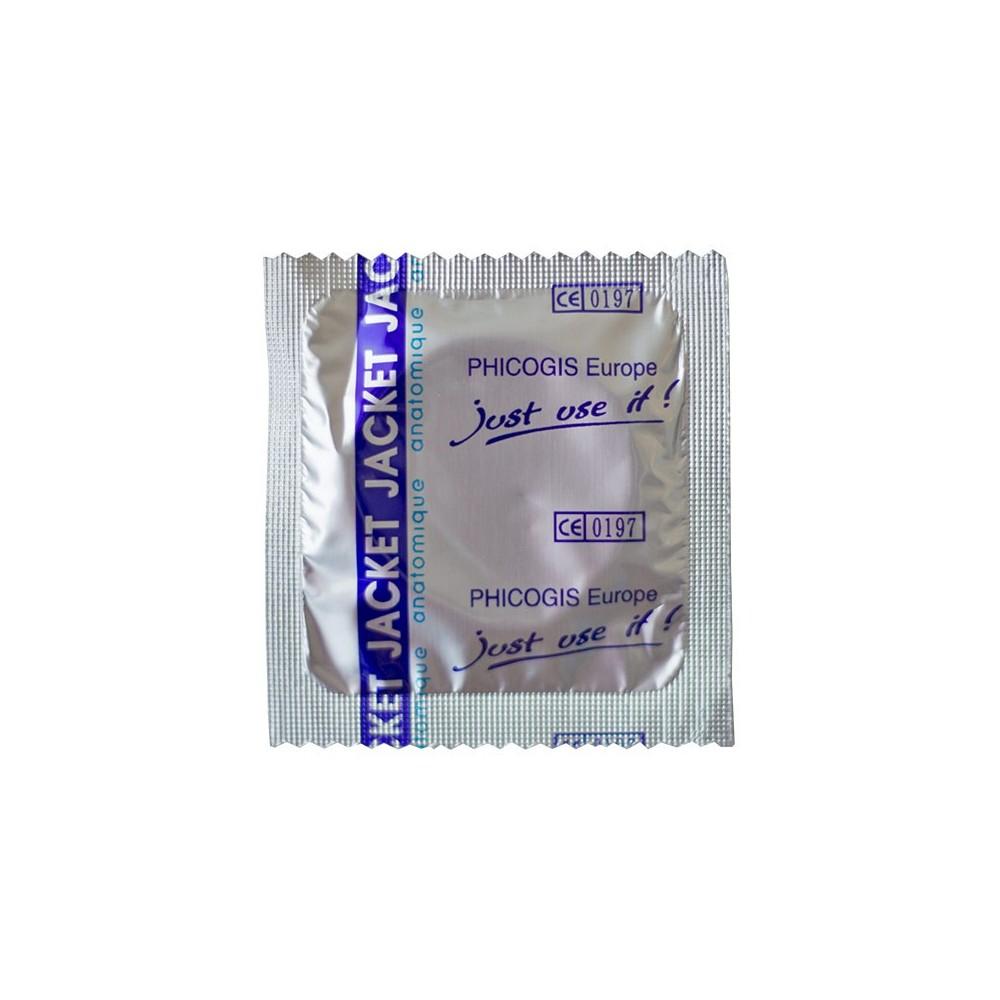 100 préservatifs anatomiques ecapote