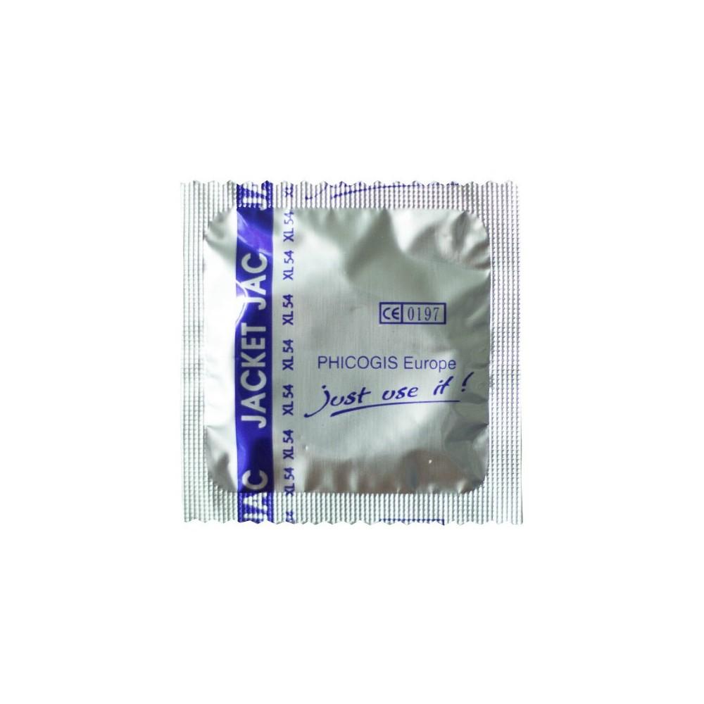 100 préservatifs XL